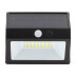 Aplique LED SOLAR PEEL, 20W, negro