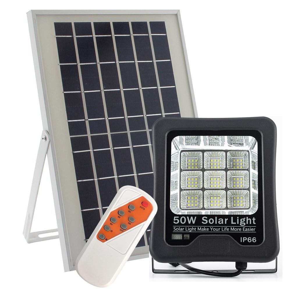Projetor LED SOLAR KM 50W