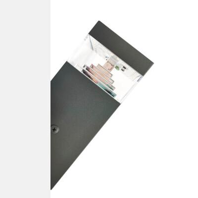 Aplique Led TORCH cuadrado, 8W, Blanco neutro