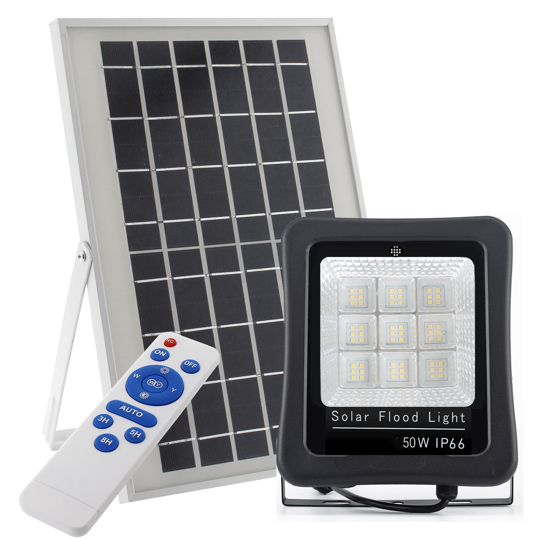 Proyector LED SOLAR KS 50W
