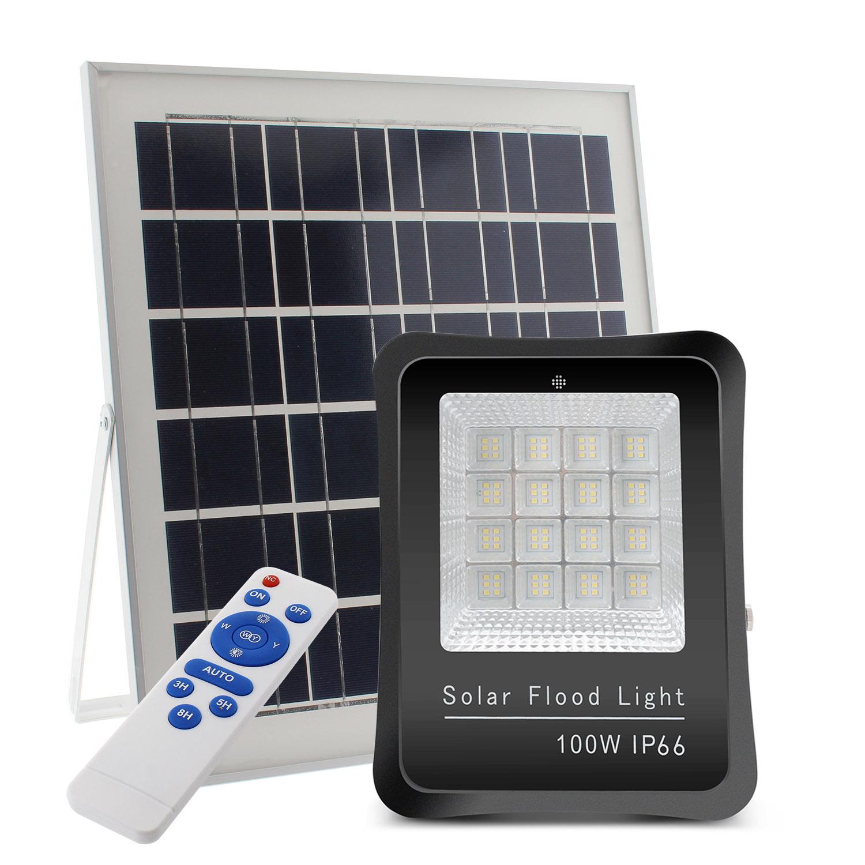 Proyector LED SOLAR KS 100W