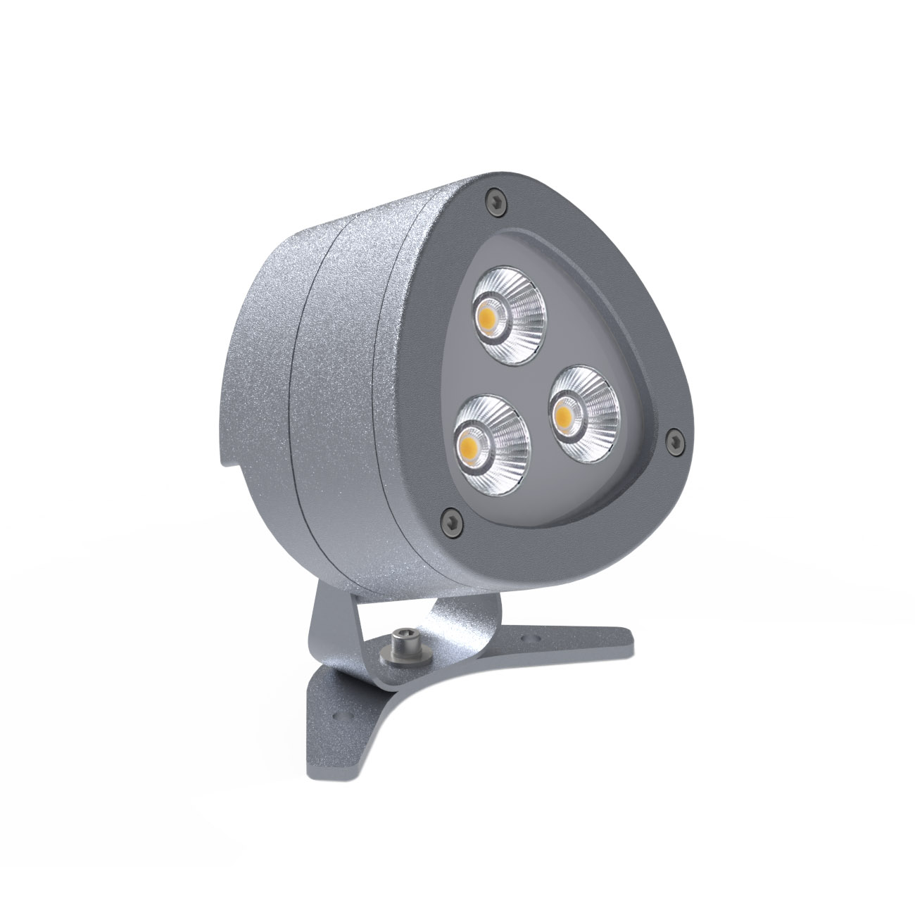 Foco de jardín GARLUX Wall, ChipLed Philips Lumileds, 20W