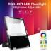 Projetor RGB+CCT Nichia Led, 50W, RF