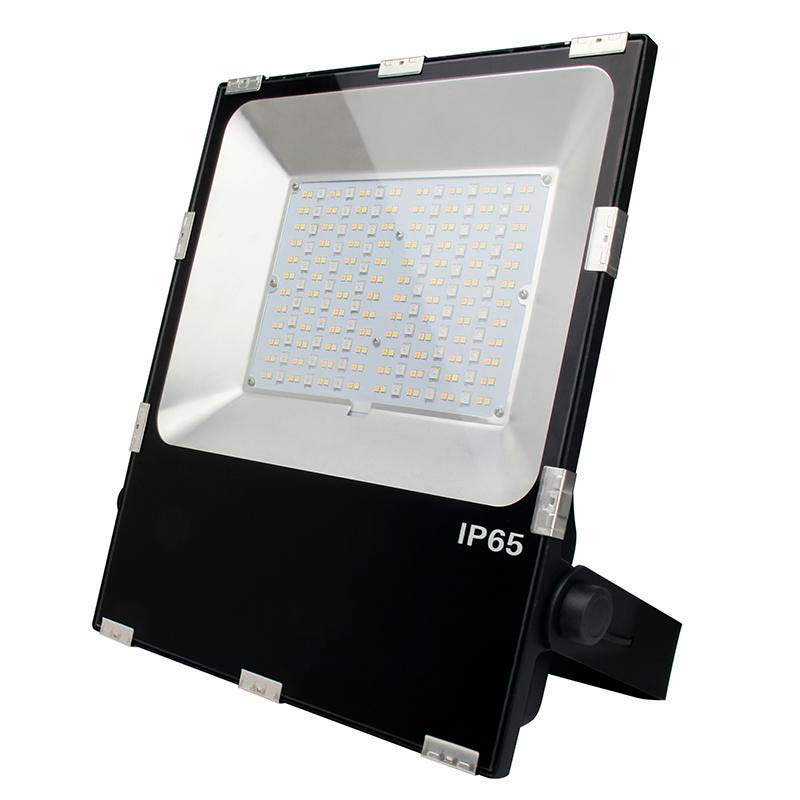Proyector LED RGB+CCT Nichia, 100W, RF
