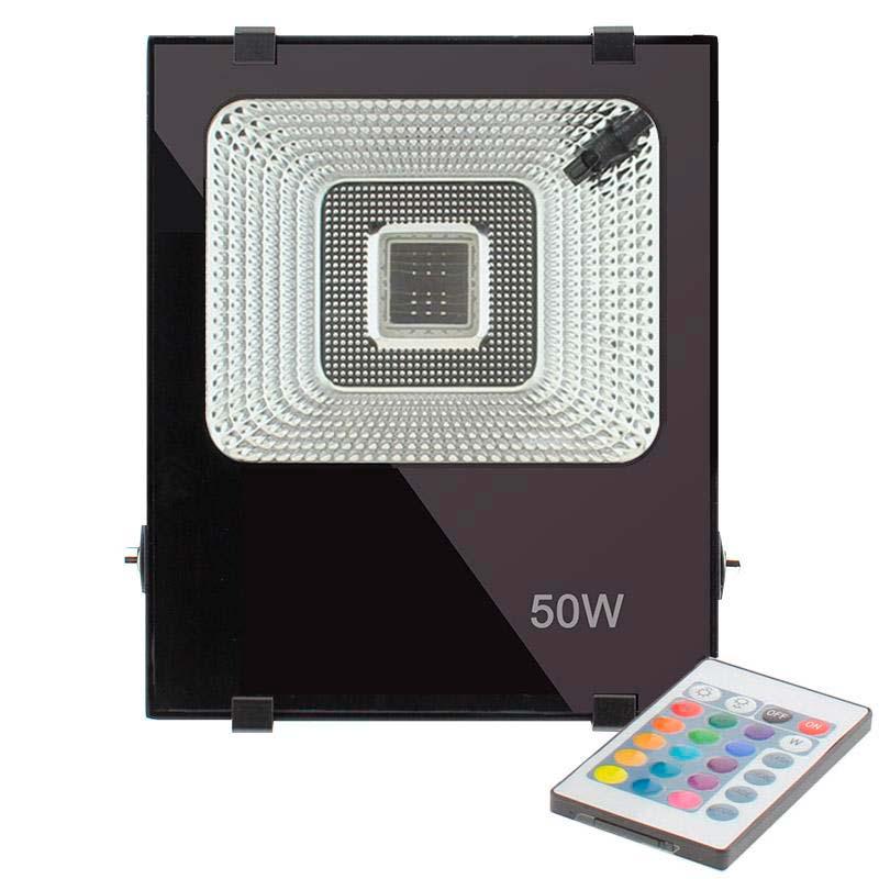 Proyector Led newPRO RGB, 50W