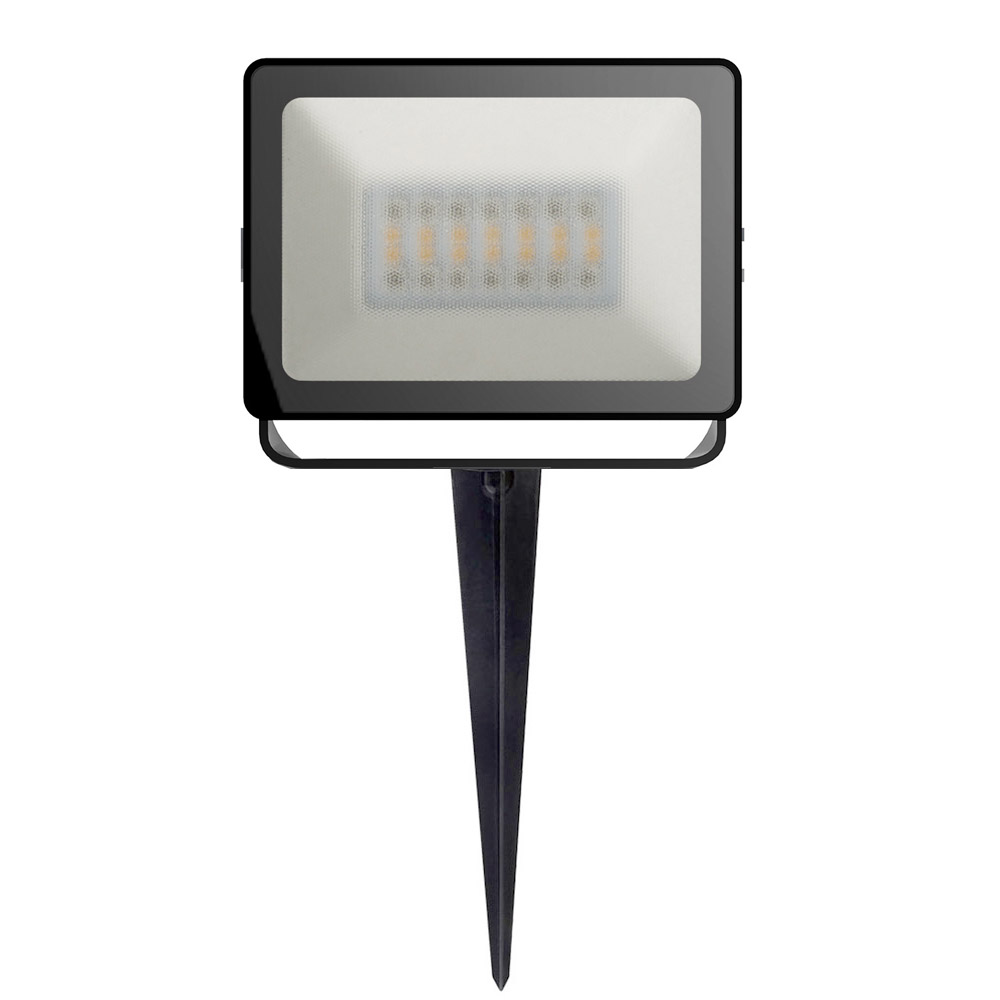 Projetor RGB+W(3000K), 8W, Bluetooth, RF, DC24V