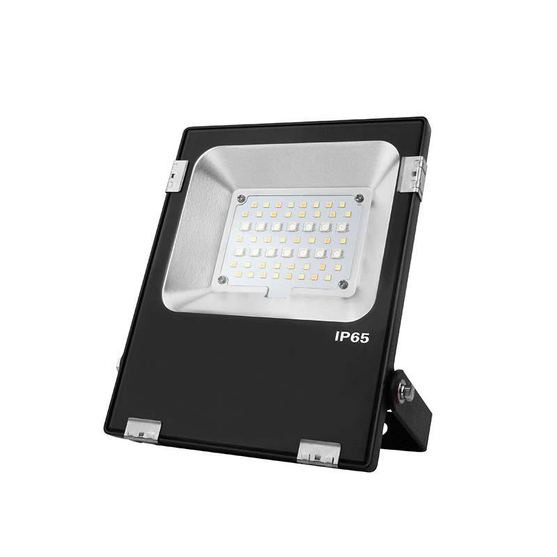 Foco Proyector RGB+CCT Nichia Led, 20W, RF