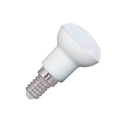 Bombilla LED E14, R39 frost 4W, Blanco neutro