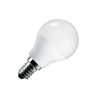 Bombilla LED Bulb E14 frost 5W, Blanco cálido