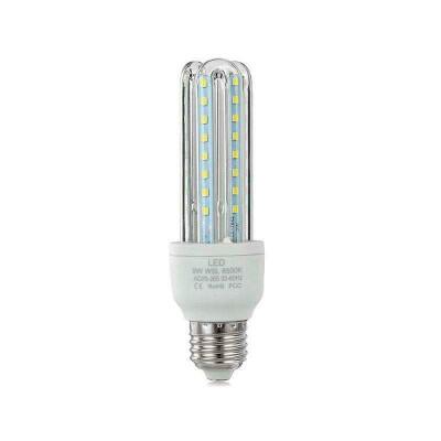 Bombilla Corn E27 SMD2835 LED 9W, Blanco frío