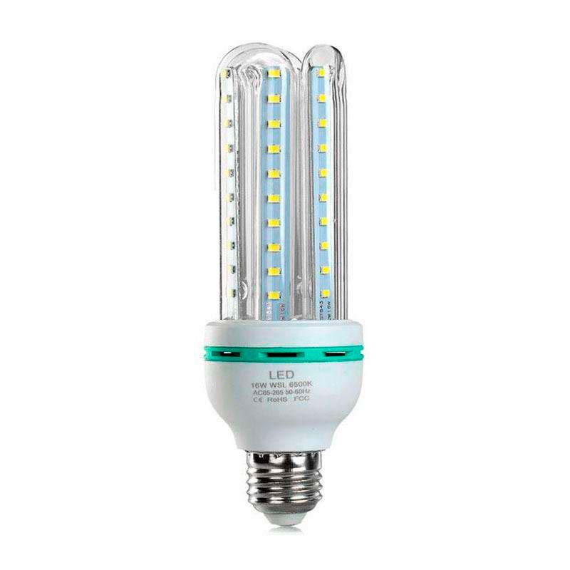 Lâmpada Corn E27 SMD2835 LED 16W