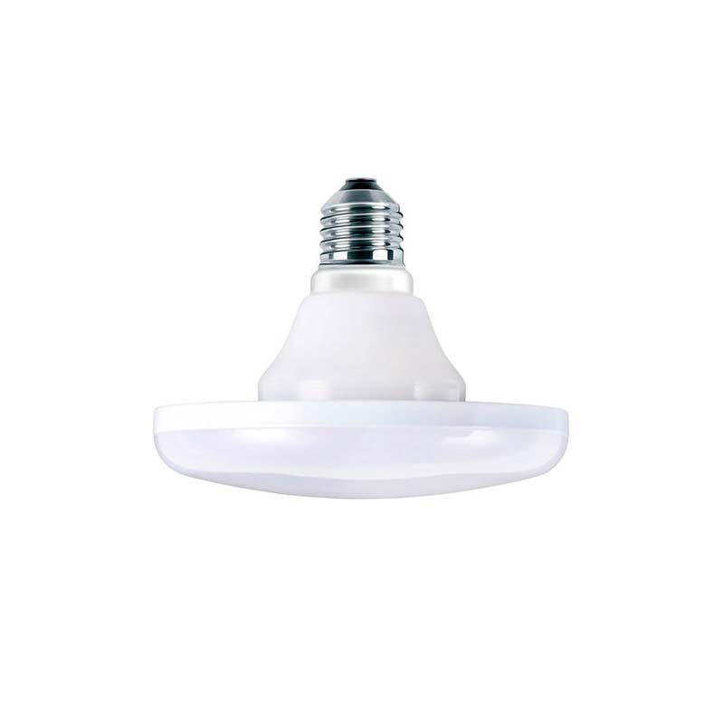 Bombilla LED E27 UFO 12W, SMD5730, Ø 93mm