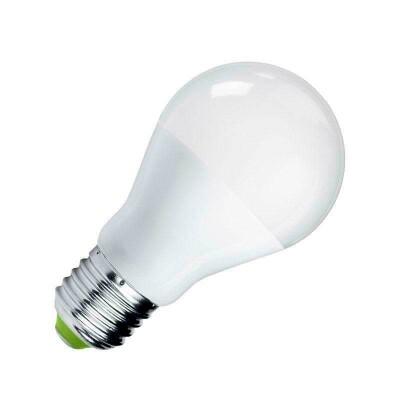Bombilla LED E27, 240º, 9W, Blanco neutro