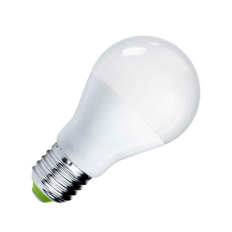 Bombilla LED E27, 240º, 9W