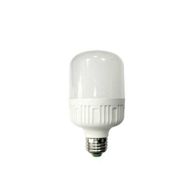 Bombilla LED E27 FLAT 6W, SMD2835, Blanco cálido