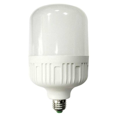 Bombilla LED E27 FLAT 36W, SMD2835, Blanco neutro