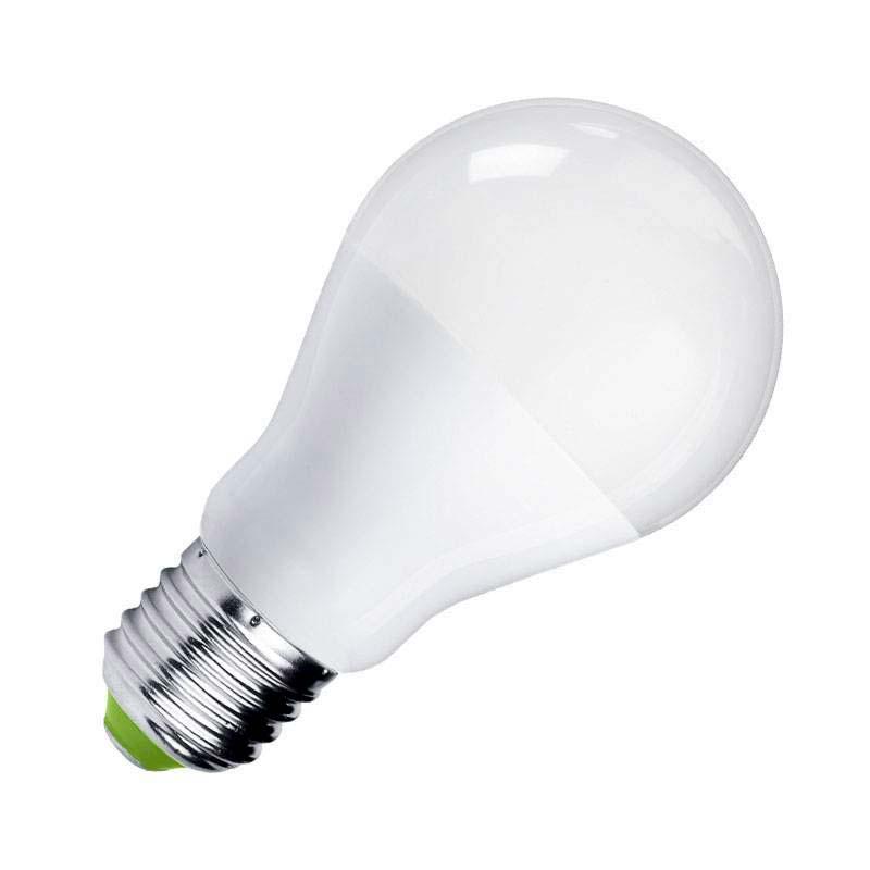 Bombilla LED E27, 12W, 240º
