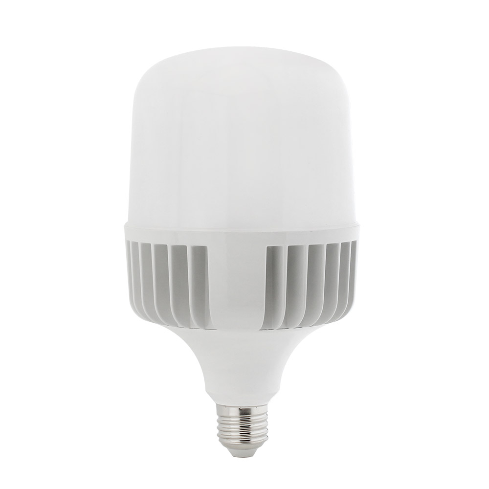 Bombilla LED STREET E27 Aluminio, 50W