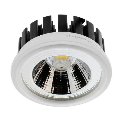 Bombilla LED AR111, 20W, 45°, Blanco cálido