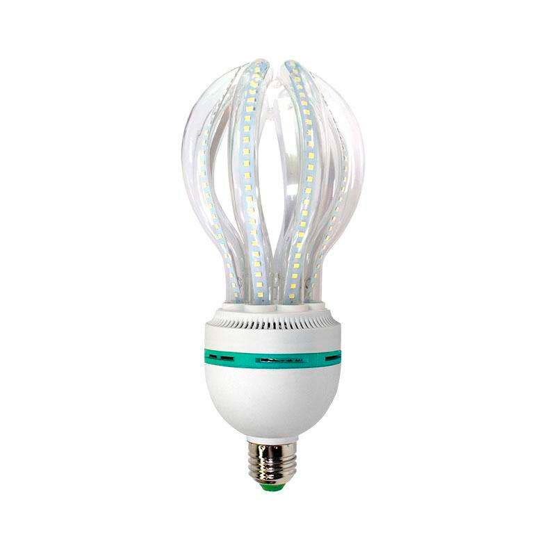 Bombilla Lotus Corn E27 SMD2835 LED 30W
