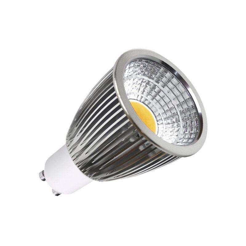 Bombilla LED GU10 COB 7W