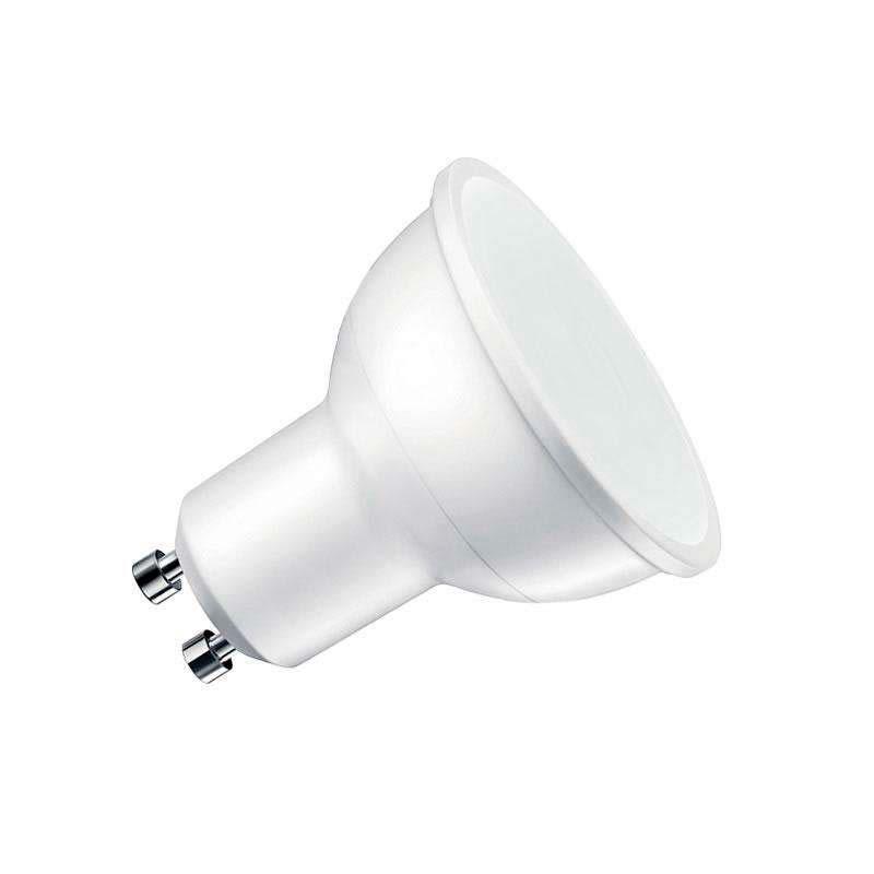 Bombilla LED GU10, 100º, 6W