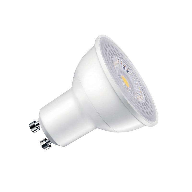 Bombilla dicroica LED GU10 COB, 7W, Regulable