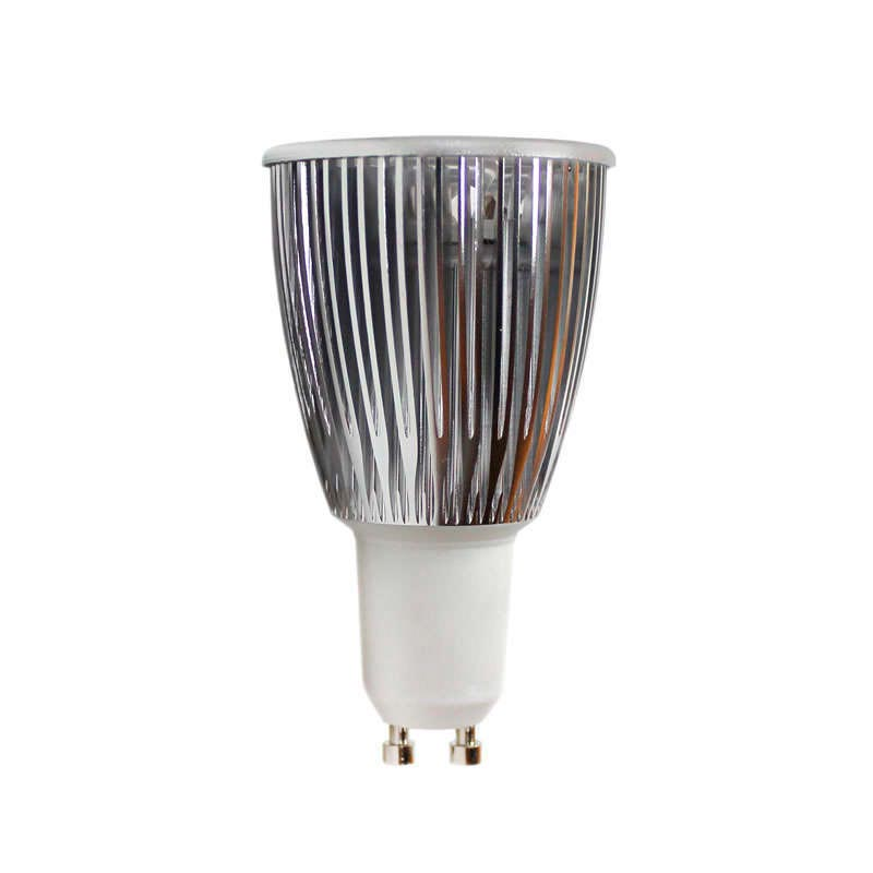 GU10 LED lamp 6W high power, Dimmable