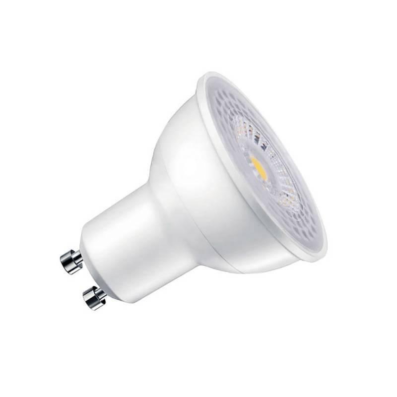 Bombilla LED GU10, 100º, 7W