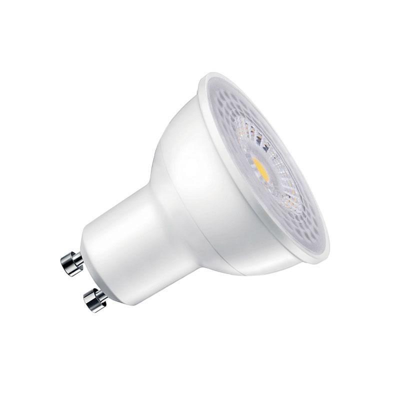 Lâmpada dicroica LED GU10 SMD Samsung, 60º, 7W, Regulável