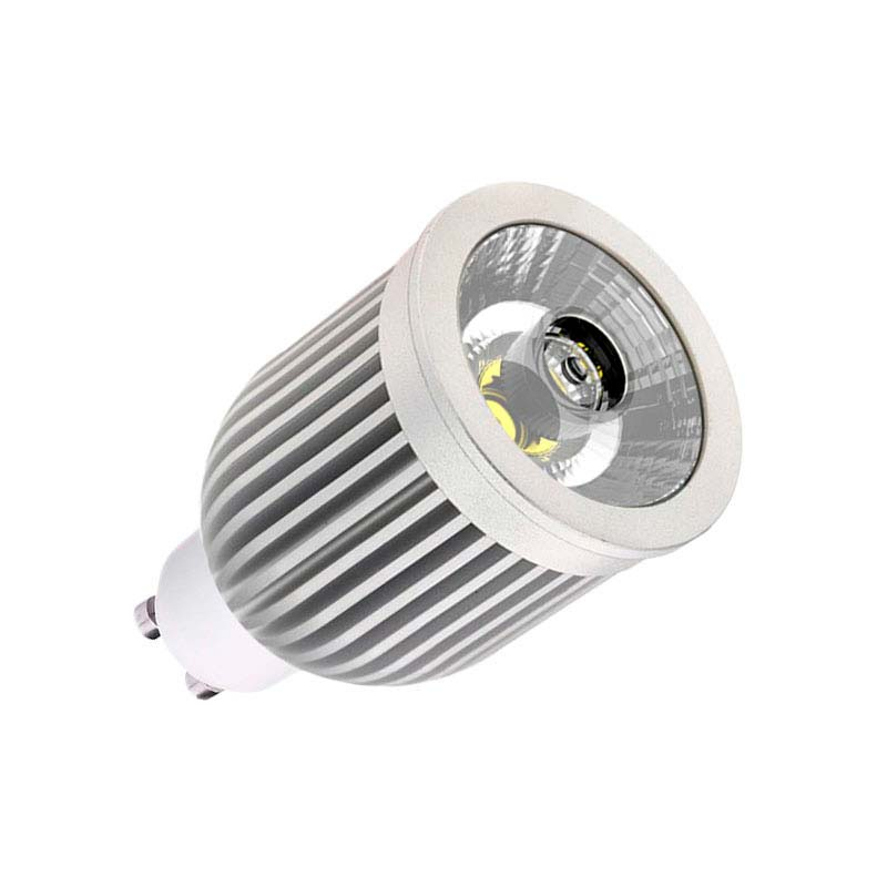 Bombilla LED GU10-COB, 7W