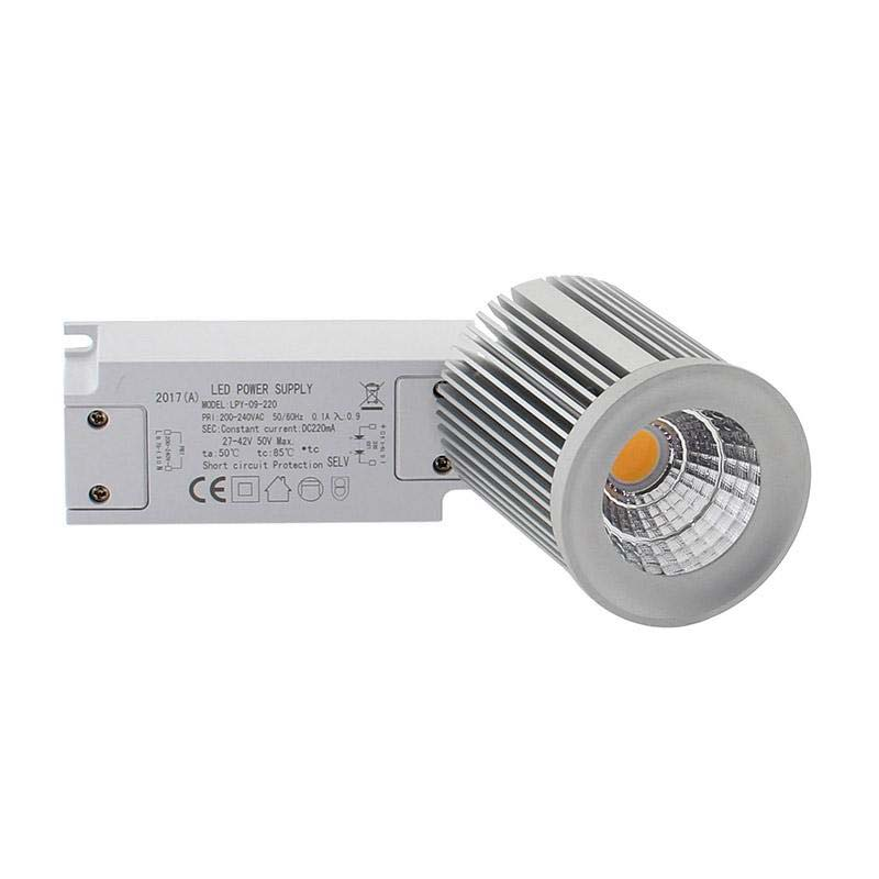 Dicroica LED COB SHARP 9W Profesional