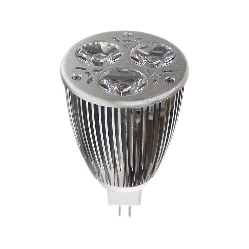 Bombilla LED GX5,3 9W