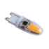 Bombilla G9, 1xCOB, 2W, 360º, regulable