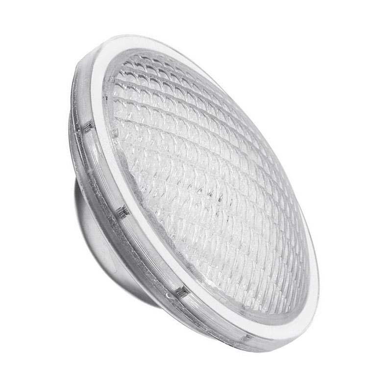 Lámpara LED PAR56 para piscinas, 45W, Acero inox.