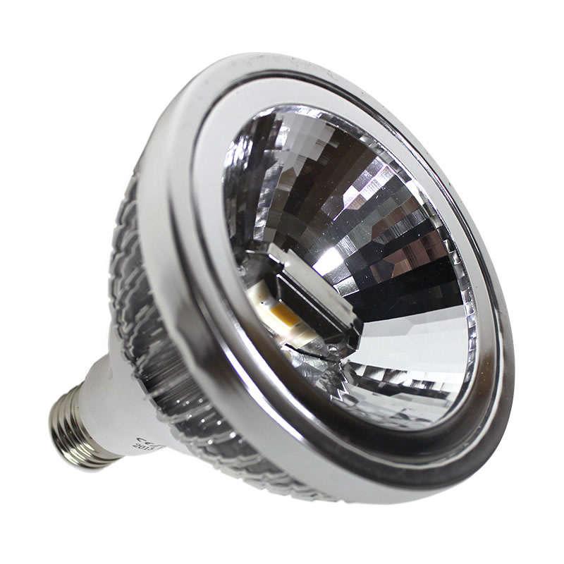 Lámpara LED PAR38,  E27 COB,  15W