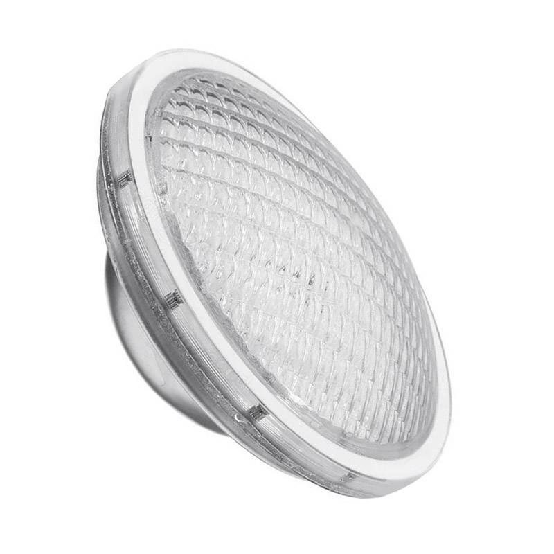 Lâmpada LED PAR56 para piscinas, G53, 45W