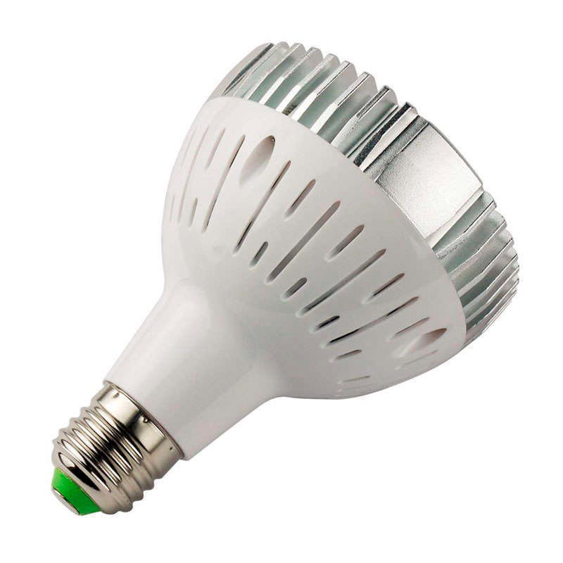 Lámpara LED PAR30, E27, 20W