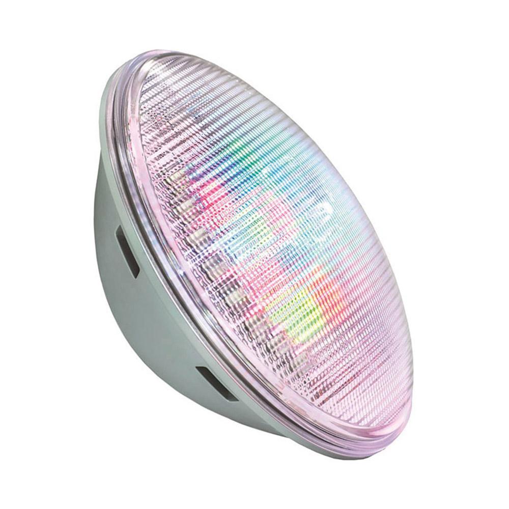 Lâmpada LED PAR56 RGB para piscinas, G53, 45W, Int.