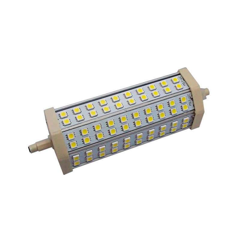 Bombilla LED R7S,  13W,  60xSMD5050,  189mm