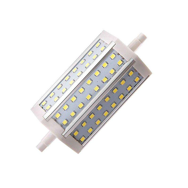 Bombilla LED R7S, 10W, 118mm, Regulable