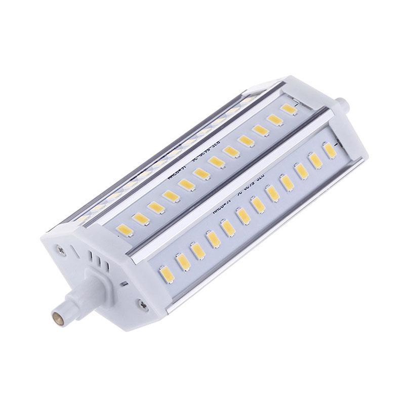 Bombilla LED R7S, 12W, 36xSMD5630, 135mm