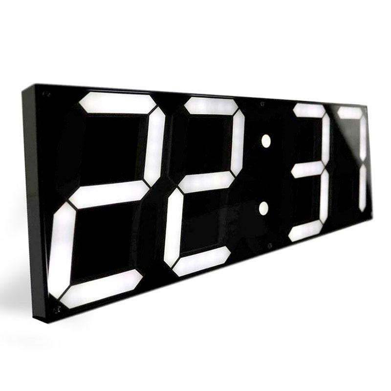JUMBO CLOCK LED V2