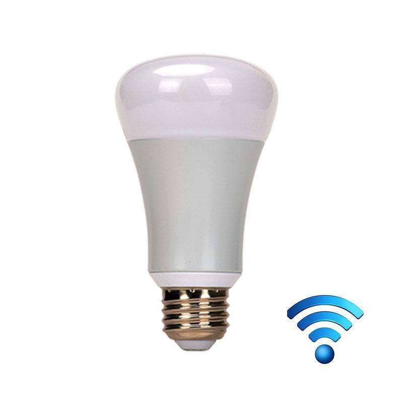 Bombilla led E27 9W, RGB+Blanco DUAL, Bluetooth 4.0i