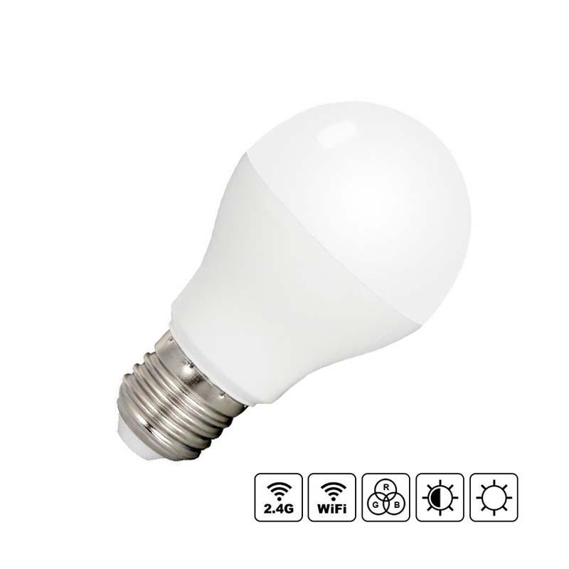 Bombilla LED WiFi E27 Bulb 6W RGB+CCT