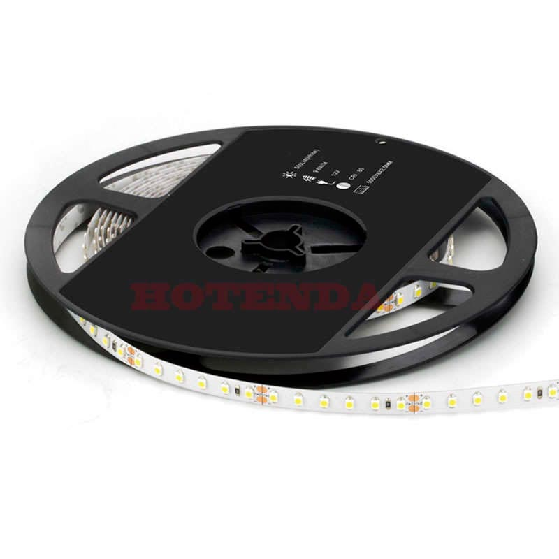 LED Flexible Strip SMD3528, 5m, (120Led/m) - IP65