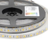 Fita LED Monocolor HQ SMD5050, DC12V, 5m (60Led/m) - IP68