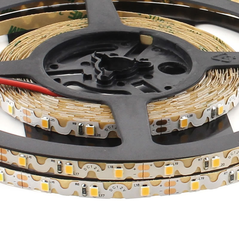 Tira contorno LED SHARP SMD2835, DC12V, (60Led/m) - IP20