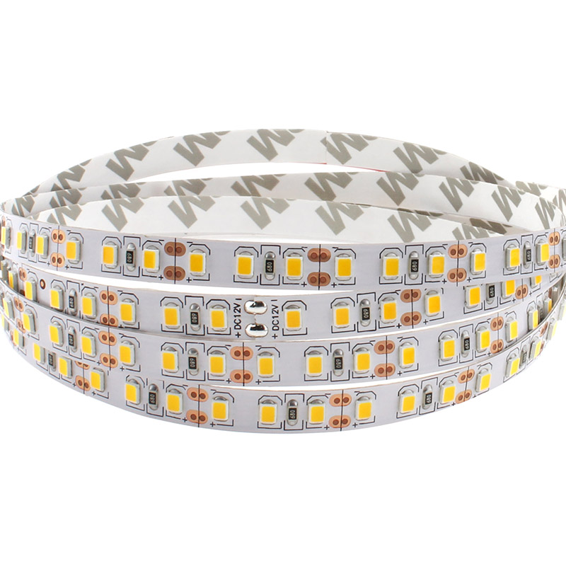 Tira LED EPISTAR SMD2835, DC12V, 5m (120Led/m) - IP20