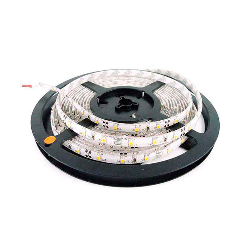 Tira LED BASIC SMD5050, DC12V, 5m (60 Led/m) - IP20
